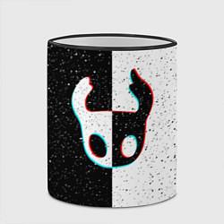 Кружка 3D Hollow Knight цвета 3D-черный кант — фото 2