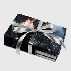 Бумага для упаковки Гробовщик 1 цвета 3D — фото 2