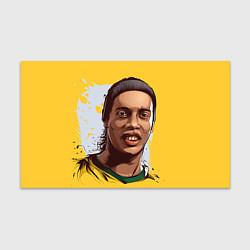 Бумага для упаковки Ronaldinho Art цвета 3D-принт — фото 1