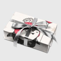Бумага для упаковки Влюбленный пингвин цвета 3D-принт — фото 2