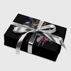Бумага для упаковки Daemonium venatores цвета 3D — фото 2