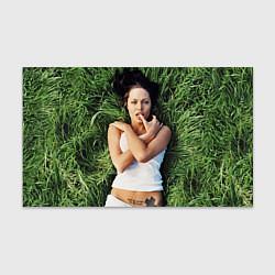 Бумага для упаковки Анджелина Джоли
