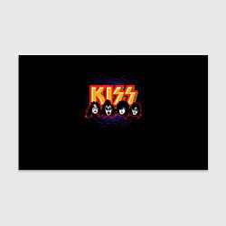 Бумага для упаковки KISS: Death Faces