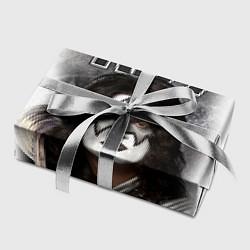 Бумага для упаковки KISS: Adult spaceman wig цвета 3D-принт — фото 2