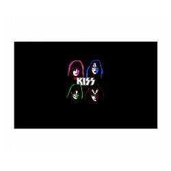 Бумага для упаковки KISS: Acid Colours