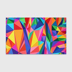 Бумага для упаковки Радуга цвета 3D — фото 1