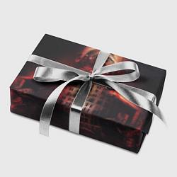 Бумага для упаковки Oxxxymiron: Горгород цвета 3D — фото 2