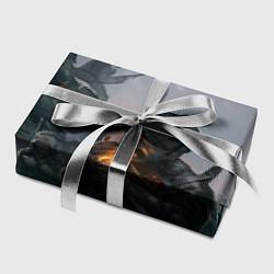 Бумага для упаковки Солдаты цвета 3D — фото 2