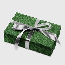 Бумага для упаковки Змеиная зеленая кожа цвета 3D-принт — фото 2