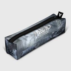 Пенал для ручек Metro Exodus: Cold Winter цвета 3D-принт — фото 1