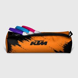 Пенал для ручек KTM цвета 3D-принт — фото 2
