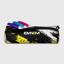 Пенал для ручек Eminem цвета 3D-принт — фото 2
