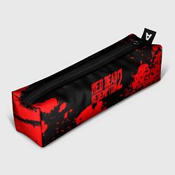 Пенал для ручек RED DEAD REDEMPTION 2 цвета 3D-принт — фото 1