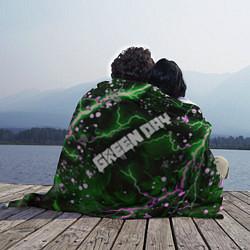 Плед флисовый GreenDay цвета 3D-принт — фото 2