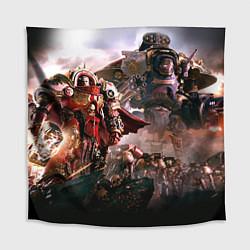 Скатерть для стола Warhammer 40k: Angelos цвета 3D — фото 1