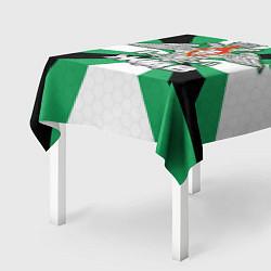 Скатерть для стола Железнодорожные войска цвета 3D — фото 2