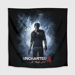 Скатерть для стола Uncharted 4: A Thief's End цвета 3D — фото 1