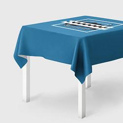 Скатерть для стола R6S: Frost цвета 3D-принт — фото 2