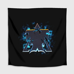 Скатерть для стола Terran Emblem цвета 3D — фото 1