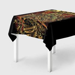Скатерть для стола Asking Alexandria цвета 3D-принт — фото 2