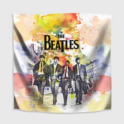 Скатерть для стола The Beatles: Colour Spray цвета 3D — фото 1