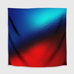 Скатерть для стола Синий и красный