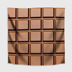 Скатерть для стола Шоколад цвета 3D — фото 1