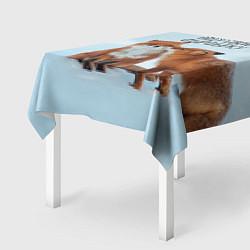 Скатерть для стола Ищу фырфырку цвета 3D — фото 2