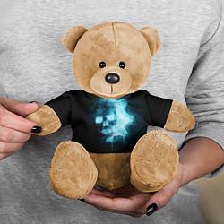 Игрушка-медвежонок Gears of War: Death Shadow цвета 3D-коричневый — фото 2