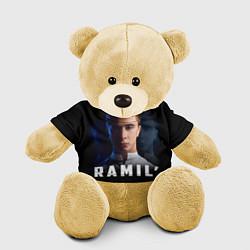 Игрушка-медвежонок Ramil' цвета 3D-желтый — фото 1