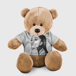 Игрушка-медвежонок Ariana Grande Ариана Гранде цвета 3D-коричневый — фото 1