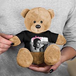 Игрушка-медвежонок Дневники вампира цвета 3D-коричневый — фото 2