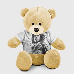 Игрушка-медвежонок Молодой Боб Марли цвета 3D-желтый — фото 1