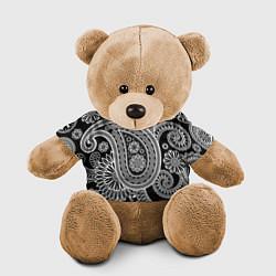 Игрушка-медвежонок Paisley цвета 3D-коричневый — фото 1