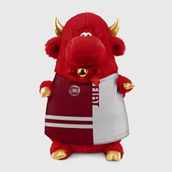 Игрушка-бычок Fiat цвета 3D-красный — фото 1
