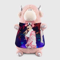 Игрушка-бычок T-Fest 4 цвета 3D-светло-розовый — фото 1
