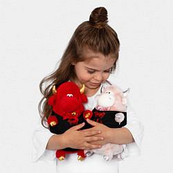 Игрушка-бычок Berserk: Stigma цвета 3D-красный — фото 2