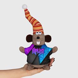 Игрушка-мышка Ария цвета 3D-серый — фото 1