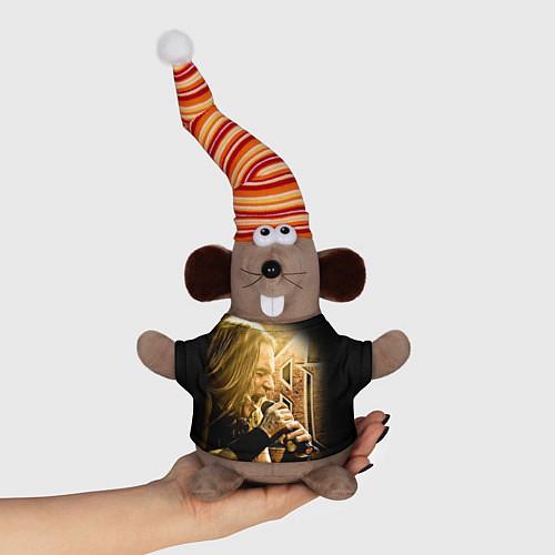 Игрушка-мышка Кипелов: Ария / 3D-Серый – фото 1