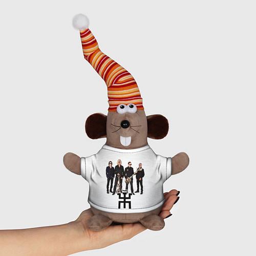 Игрушка-мышка Группа Пикник / 3D-Серый – фото 1