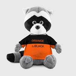 Игрушка-енот Orange Is the New Black цвета 3D-серый — фото 1