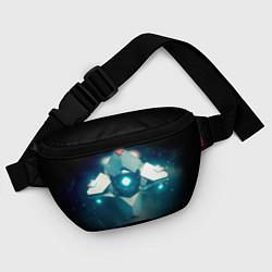Поясная сумка Destiny 4 цвета 3D-принт — фото 2