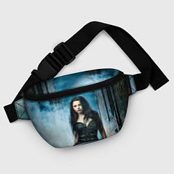 Поясная сумка Evanescence цвета 3D-принт — фото 2