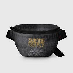 Поясная сумка Suicide Silence: The Black Crown цвета 3D — фото 1