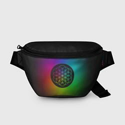 Поясная сумка Coldplay Colour