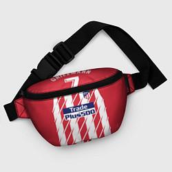 Поясная сумка Atletico Madrid FC: Grizman Home 17/18 цвета 3D-принт — фото 2