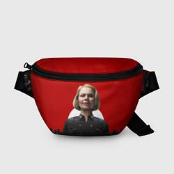 Поясная сумка Wolfenstein: Irene Engel цвета 3D-принт — фото 1