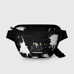 Поясная сумка Группа OOMPH! цвета 3D-принт — фото 1