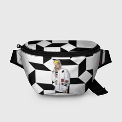 Поясная сумка Элджей стайл цвета 3D — фото 1