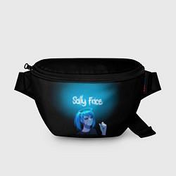 Поясная сумка Sally Face цвета 3D — фото 1